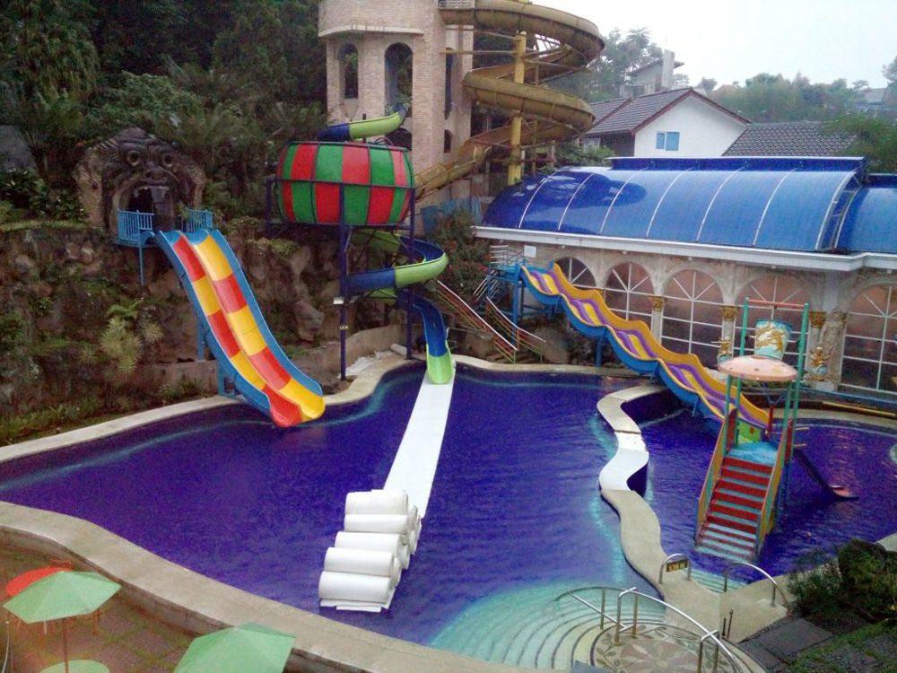 Hotel dan Vila di Bandung