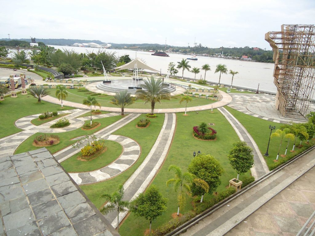Pulau Kumala di Tenggarong, Kaltim