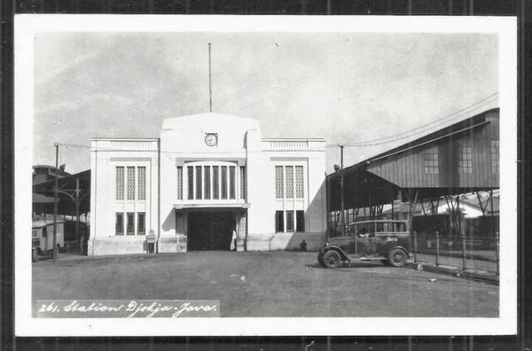 sejarah Stasiun Tugu Yogyakarta