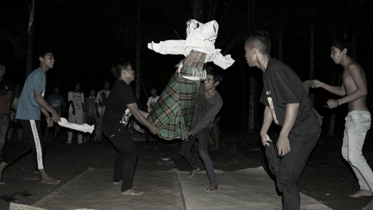 Lukah Gilo dari Minangkabau