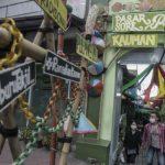 Pasar Ramadan Kauman