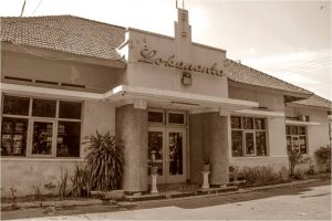 Tempat di Solo yang menyimpan cerita angker - studio musik Lokananta