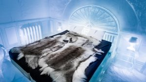Icehotel Swedia