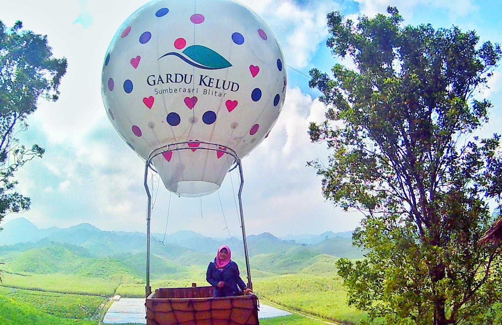 Wisata Balon Udara di Indonesia